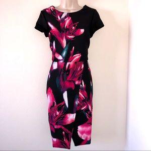 Stylish Floral Dress